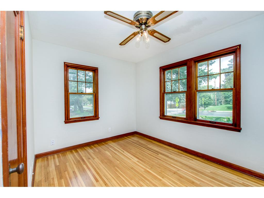 Ceiling Fans in Both Main Floor Bedrooms, Kitchen and Living Room