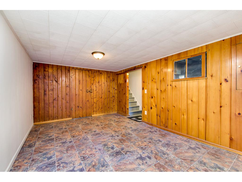 Large Lower Level Room Can Be Family Room, Recreation Room or Fourth Bedroom