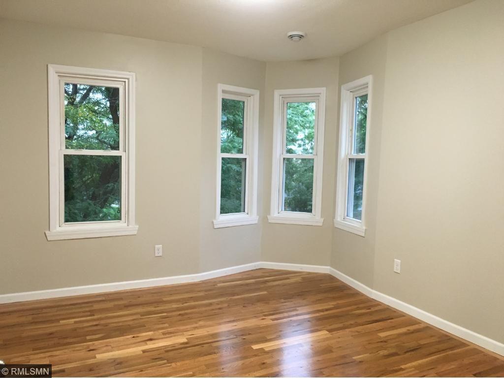 upper unit bedroom