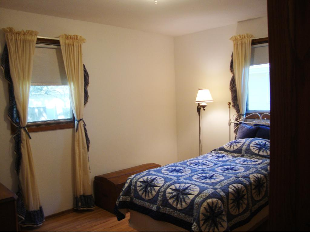 Bedroom 2 with huge closet