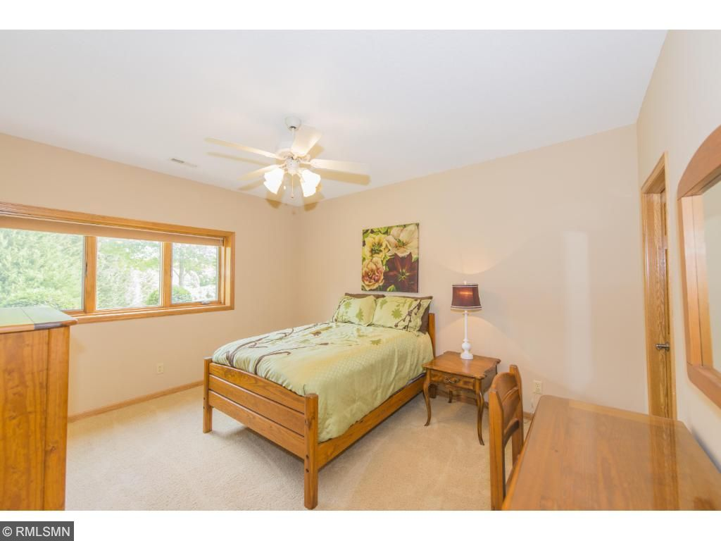 Spacious and Bright Lower Level Bedroom 4