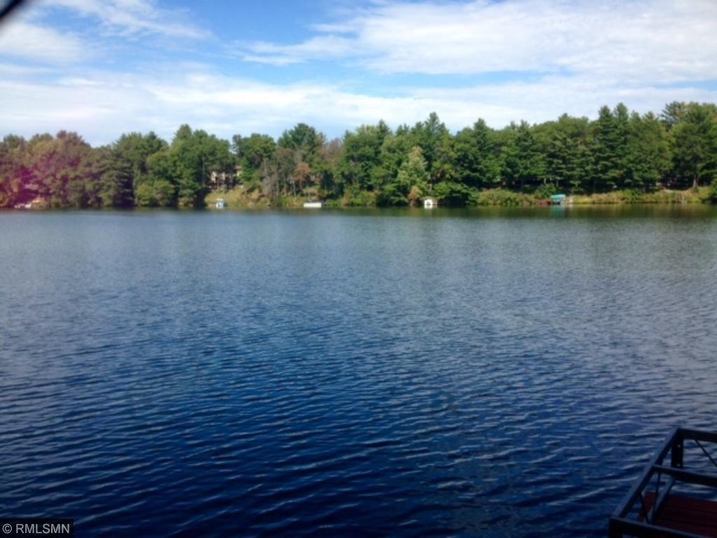 100 feet of beautiful lake frontage!