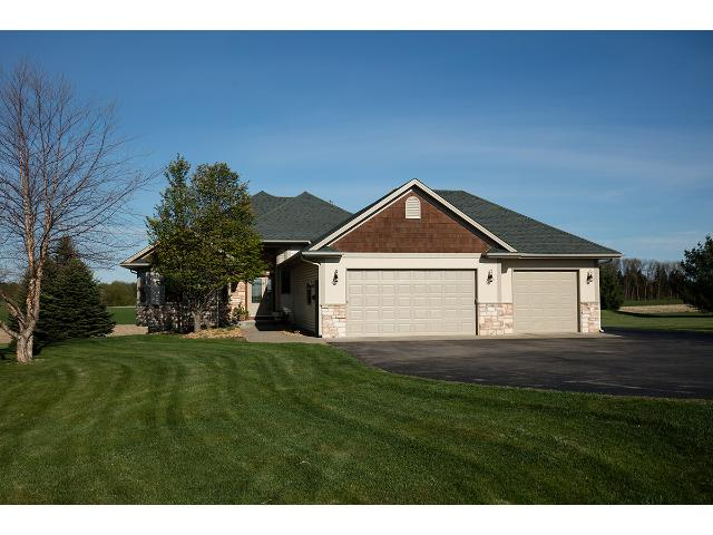 This beauty is situated on 3 manicured acres just minutes from Prescott and only 30 minutes to the Metro area and airport