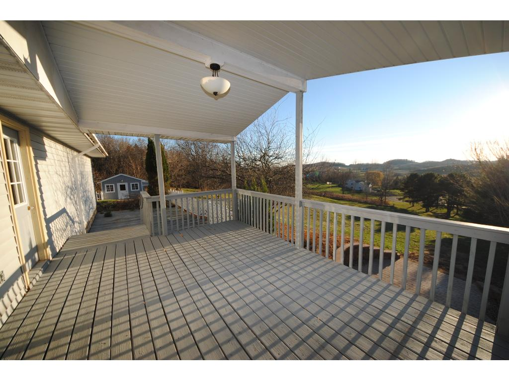 Patio from Walkout