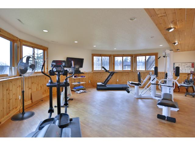 your own private gym