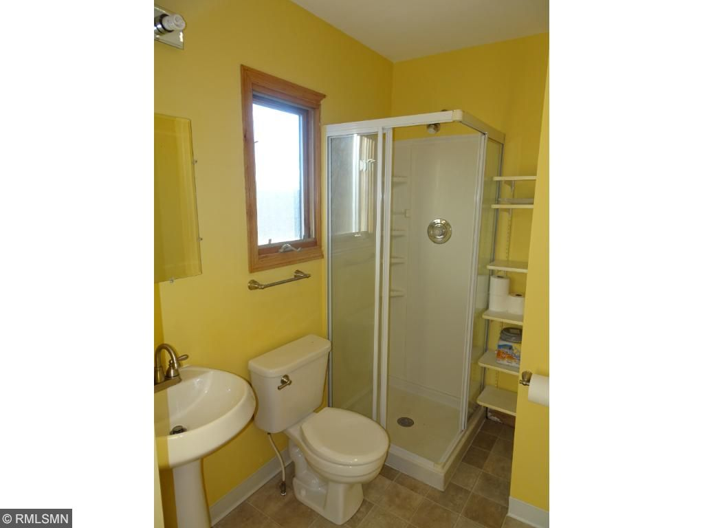upper level garage bathroom
