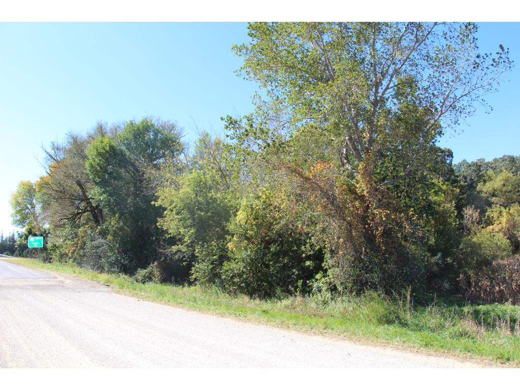 Woods 10 acres on West side of 650th Ave