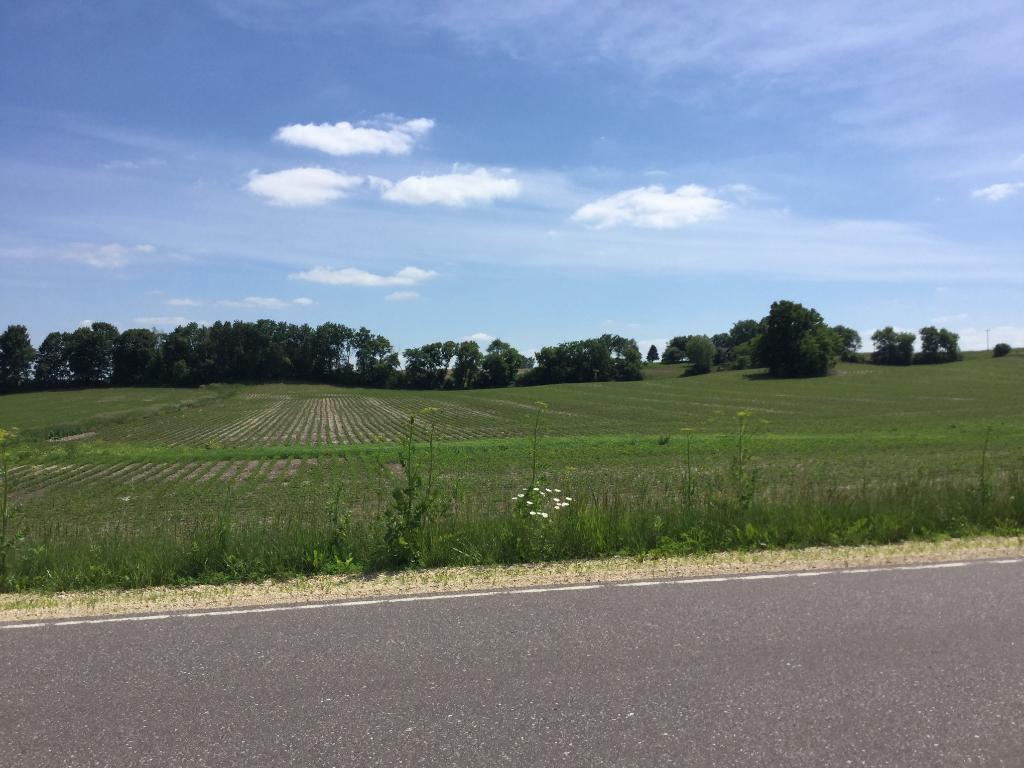 3 lots currently used for cropland