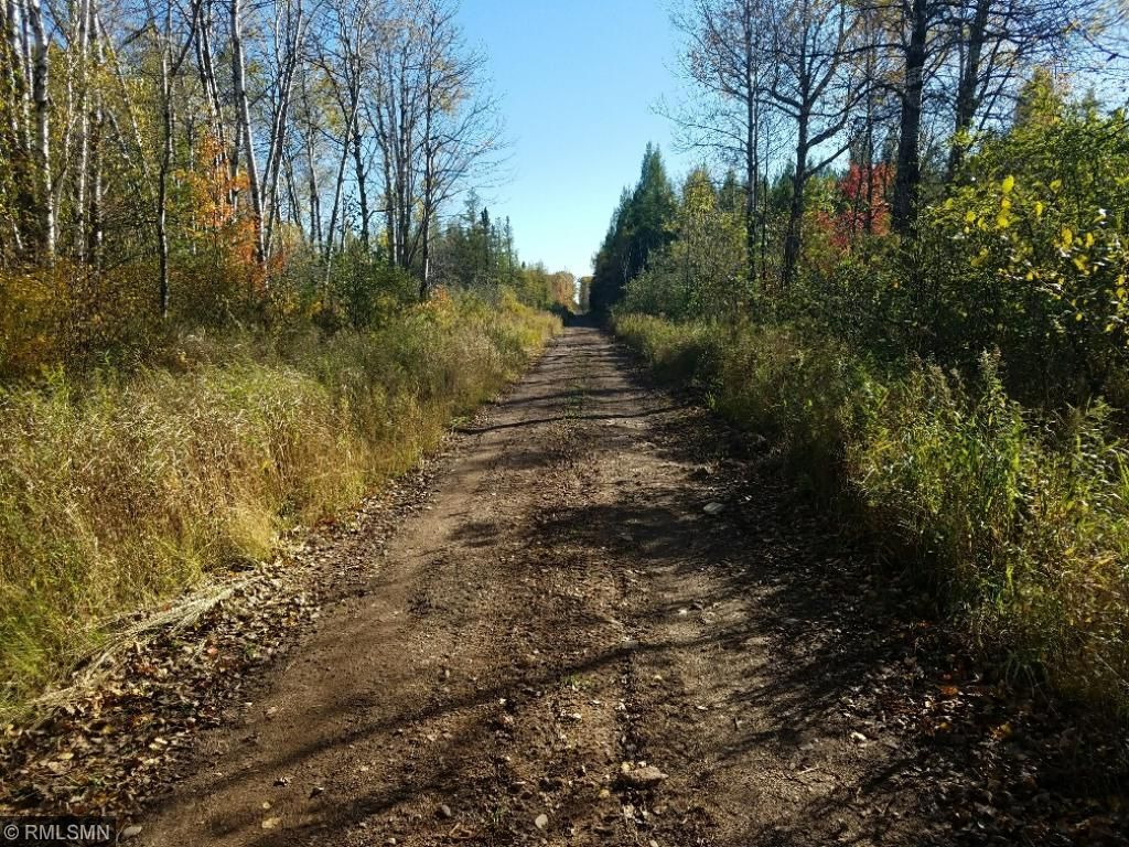this is Willard Munger Trail in front of the property.
