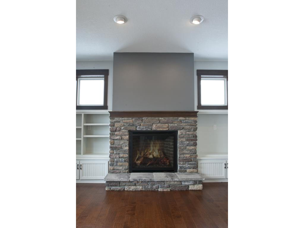 Enjoy the Cozy Fireplace