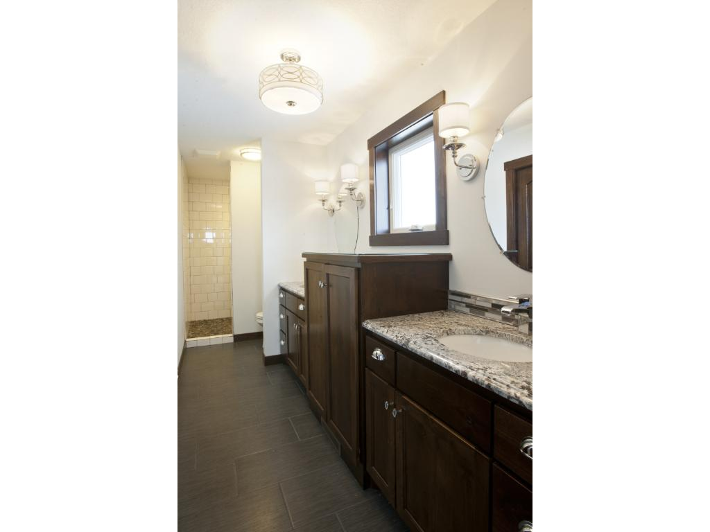 View of Master Bath - Your Own Private Oasis!