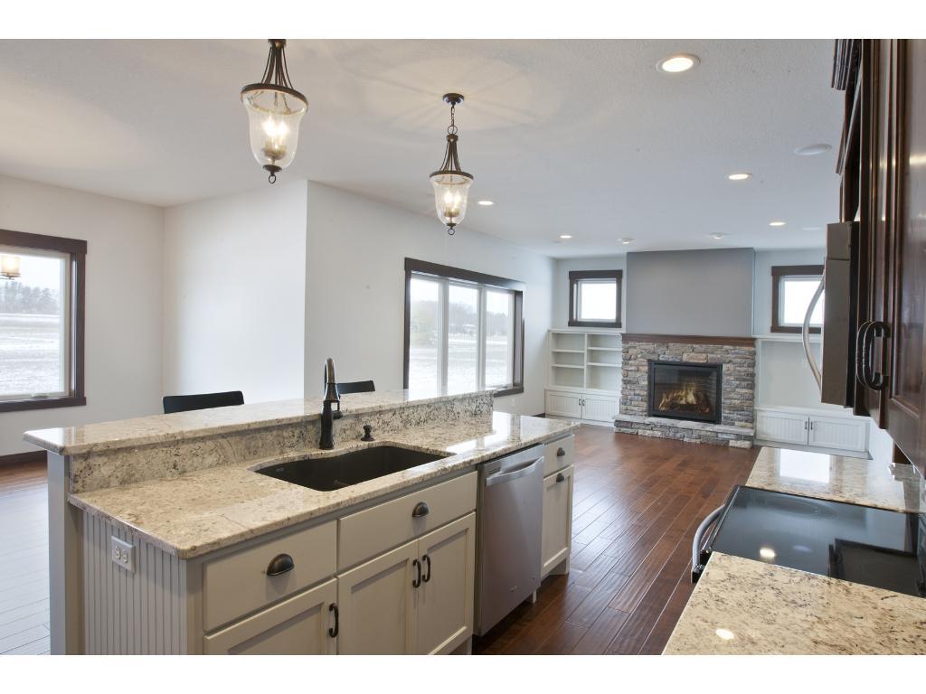 You will love the open & functional floor plan
