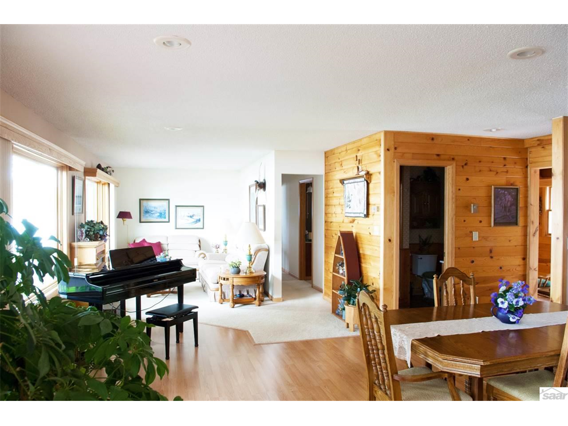 This home is bright and inviting. Perfect for entertaining. 11683 E. Point Rd., Lake Nebagamon, WI