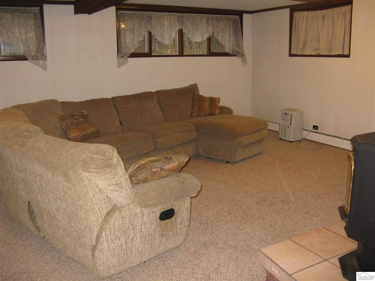 Spacious enough for that big sectional you have always wanted