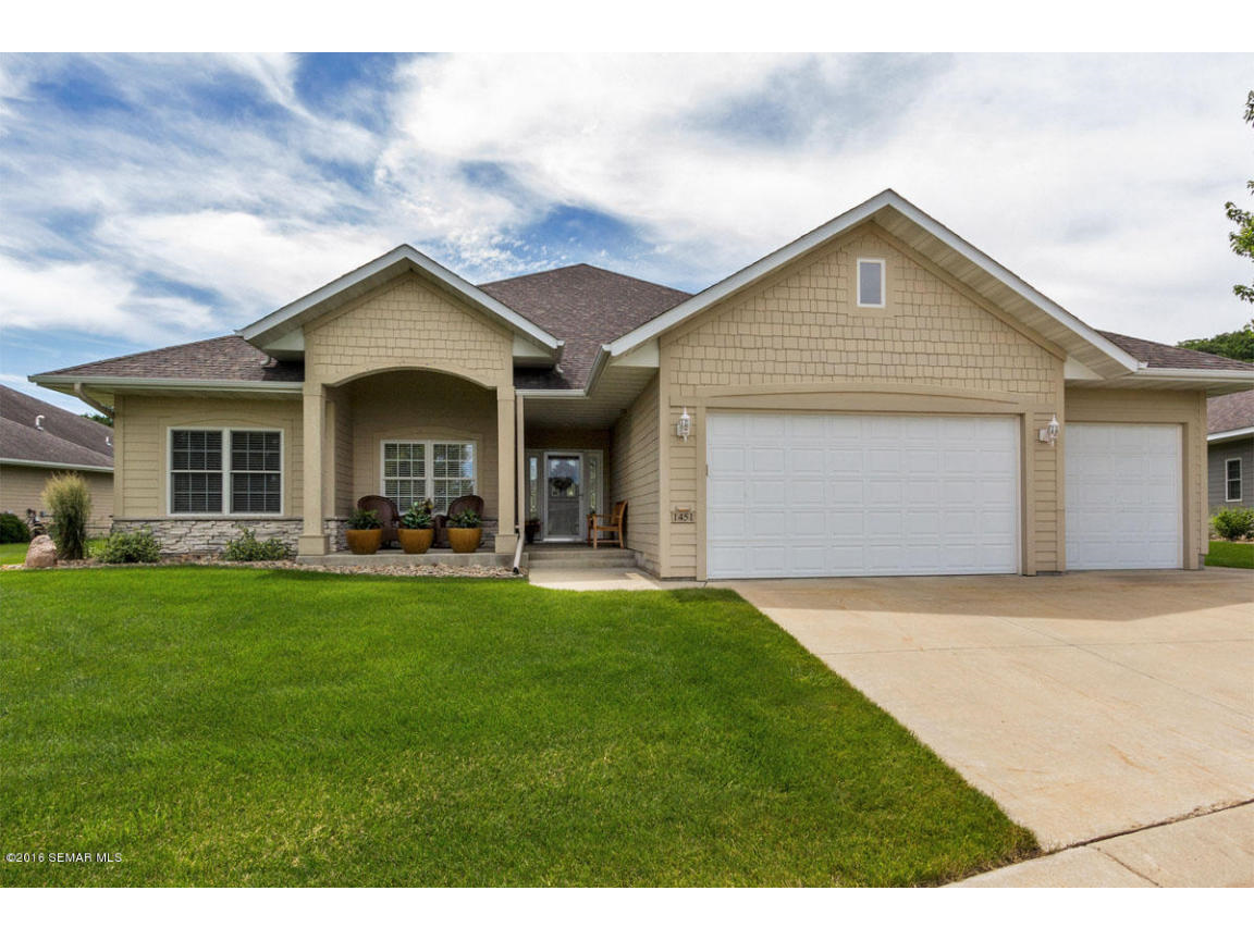 1451 Autumn Sage Court SW, Rochester, MN 55902  MLS: 4072425  Edina Realty