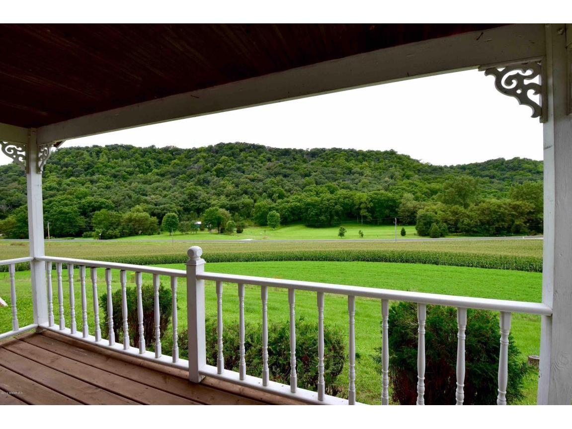 Front Porch View I