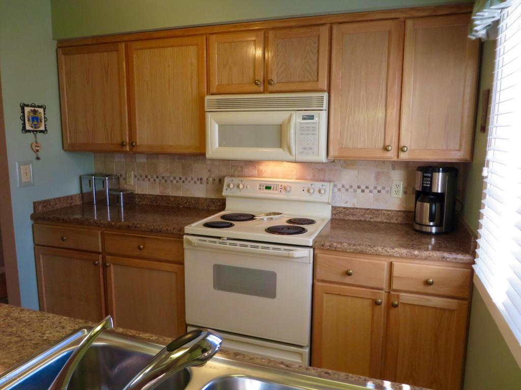 Upgraded Kitchen Cabinets