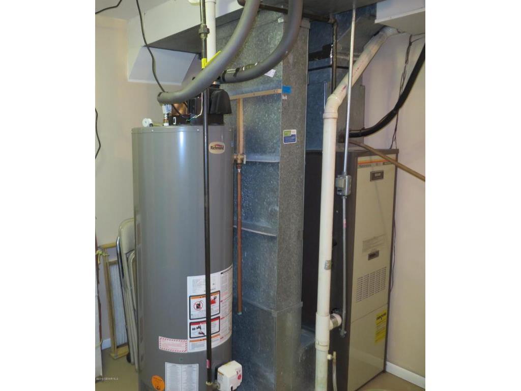 Water Heater & Furnace