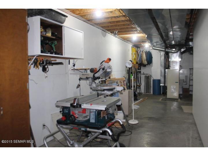 Workshop-Storage Area