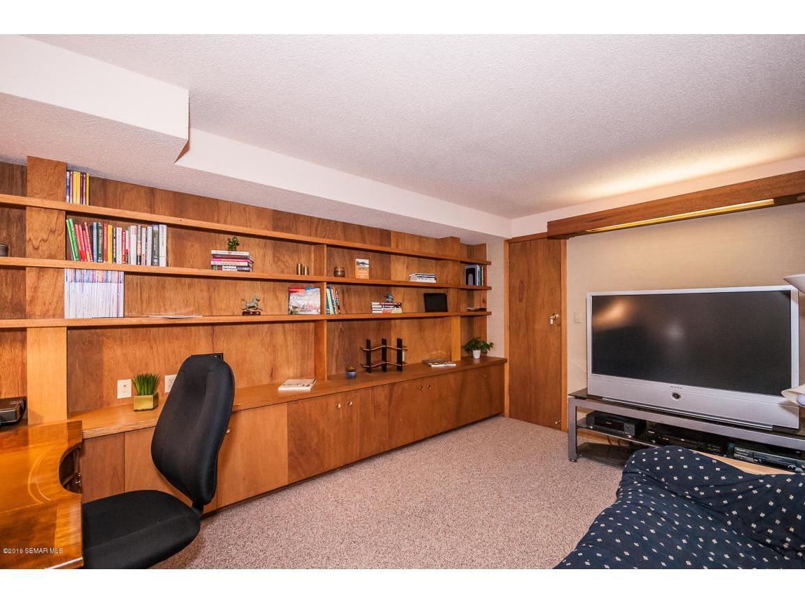 Master Closet Area