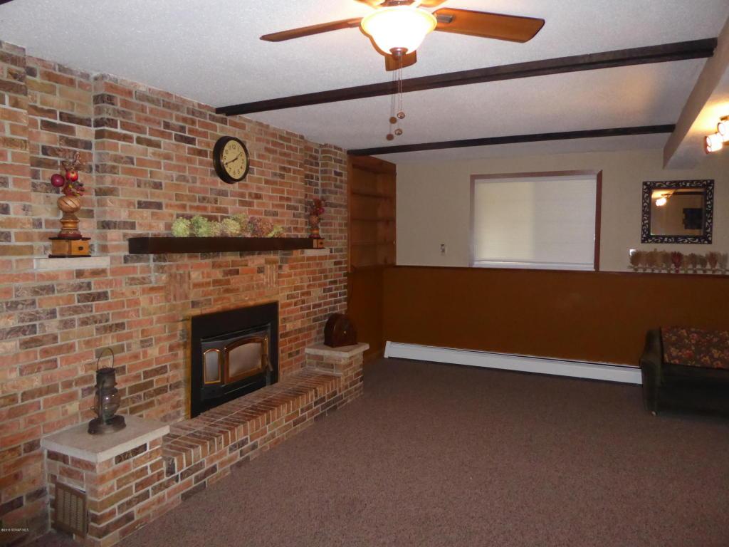 Basement Family Room View 2