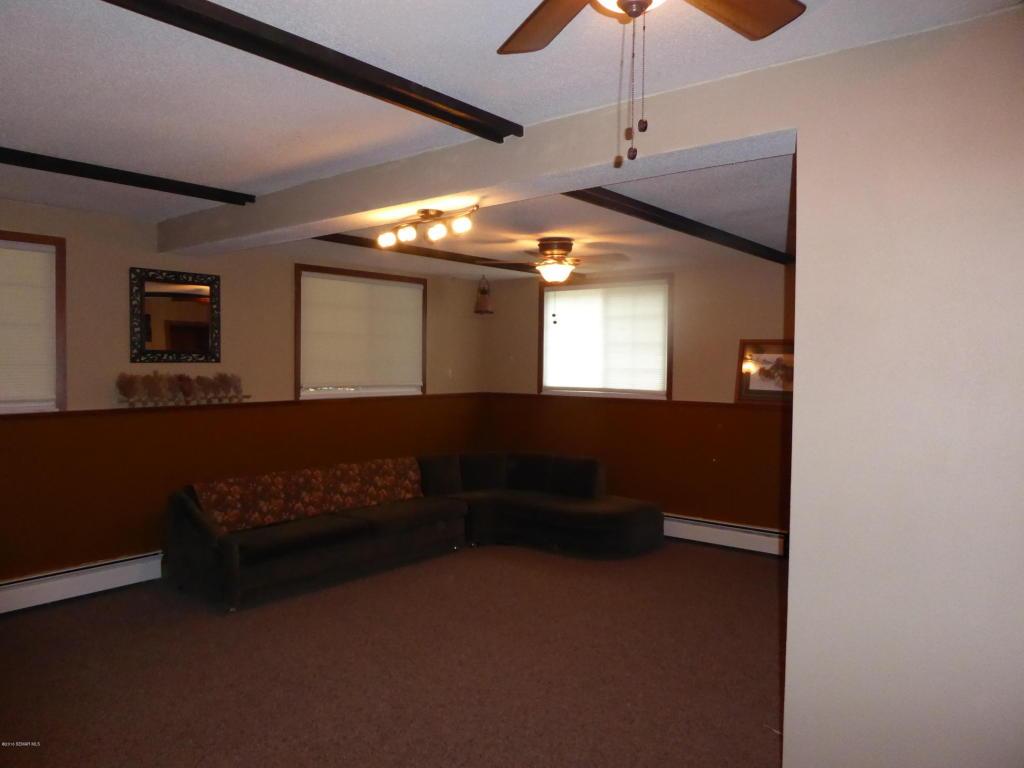 Basement Family Room View 6