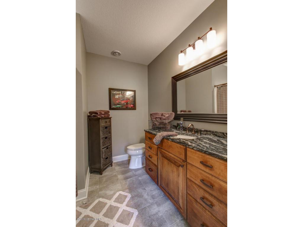 Bedroom 3 w/ private bathroom