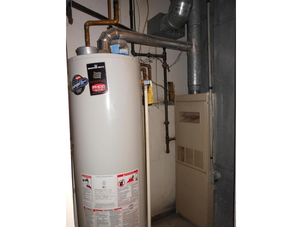 Water heater/ furnace