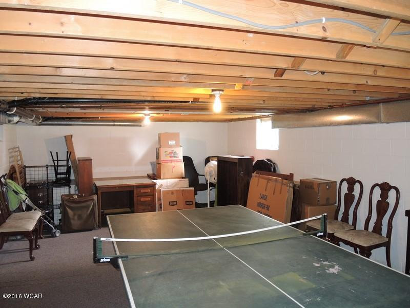 Basement Game Room 2