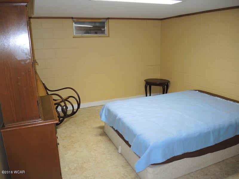 Basement Spare Room