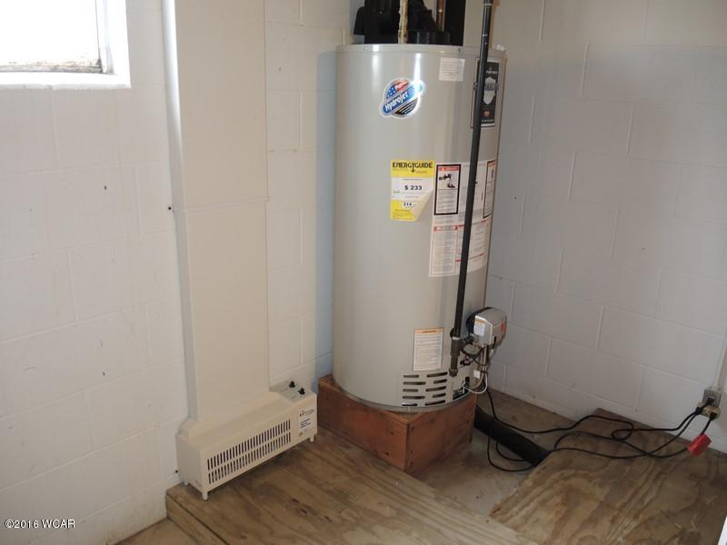 Utility 50 Gal Water Heater
