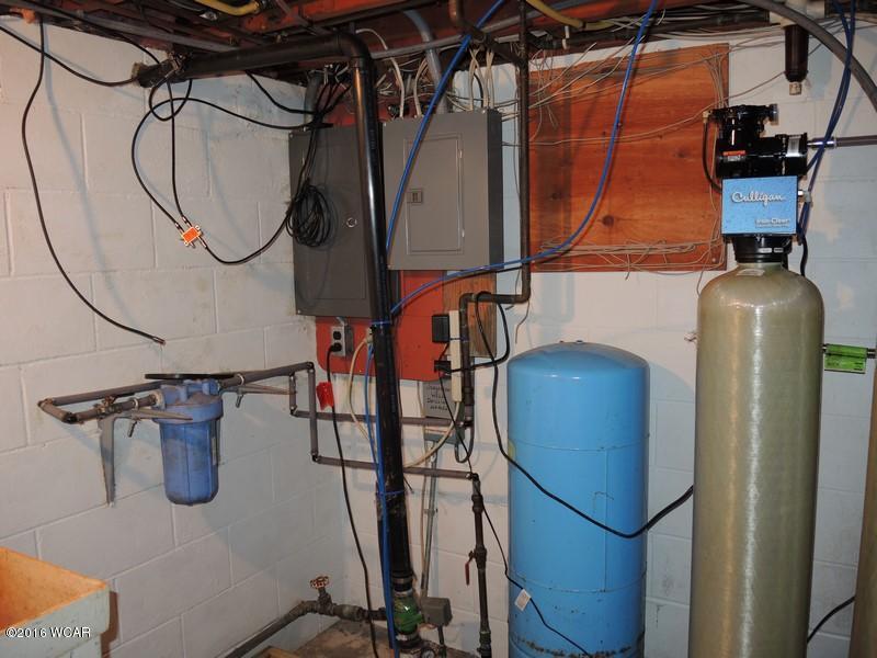 Utility Elec & Water