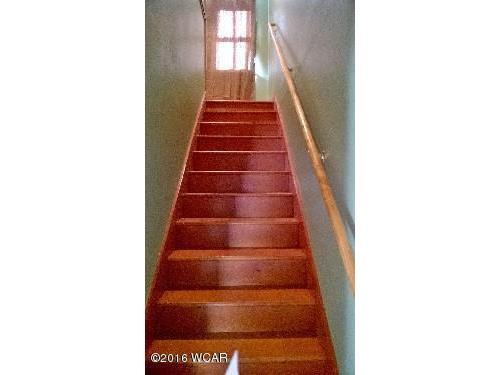 Stairway to upstairs
