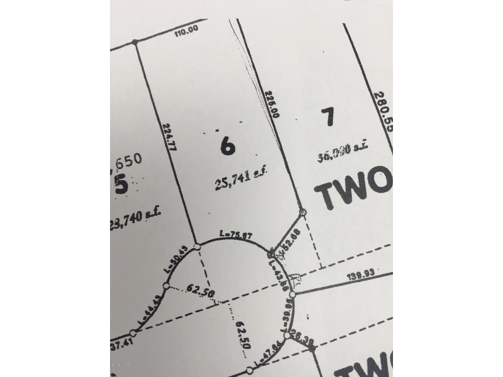 Hidden Oaks Map