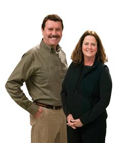 Bill and Joan Grunewald